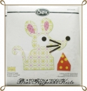 Sizzix Stanze Mouse & Cheese